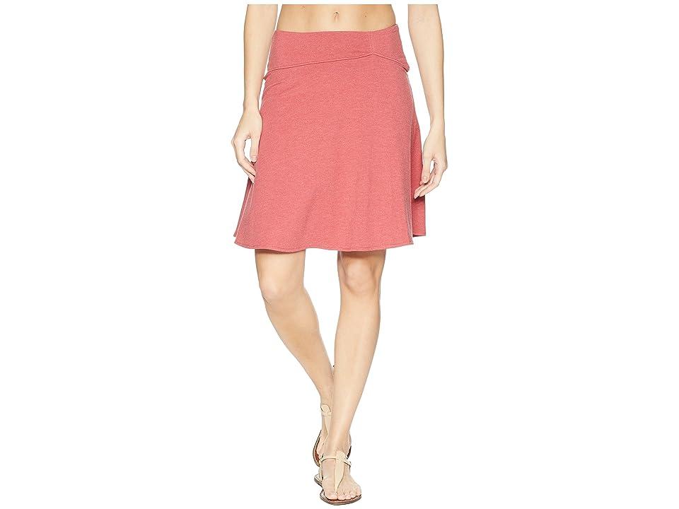 Prana Camey Skirt (Crushed Cran) Women