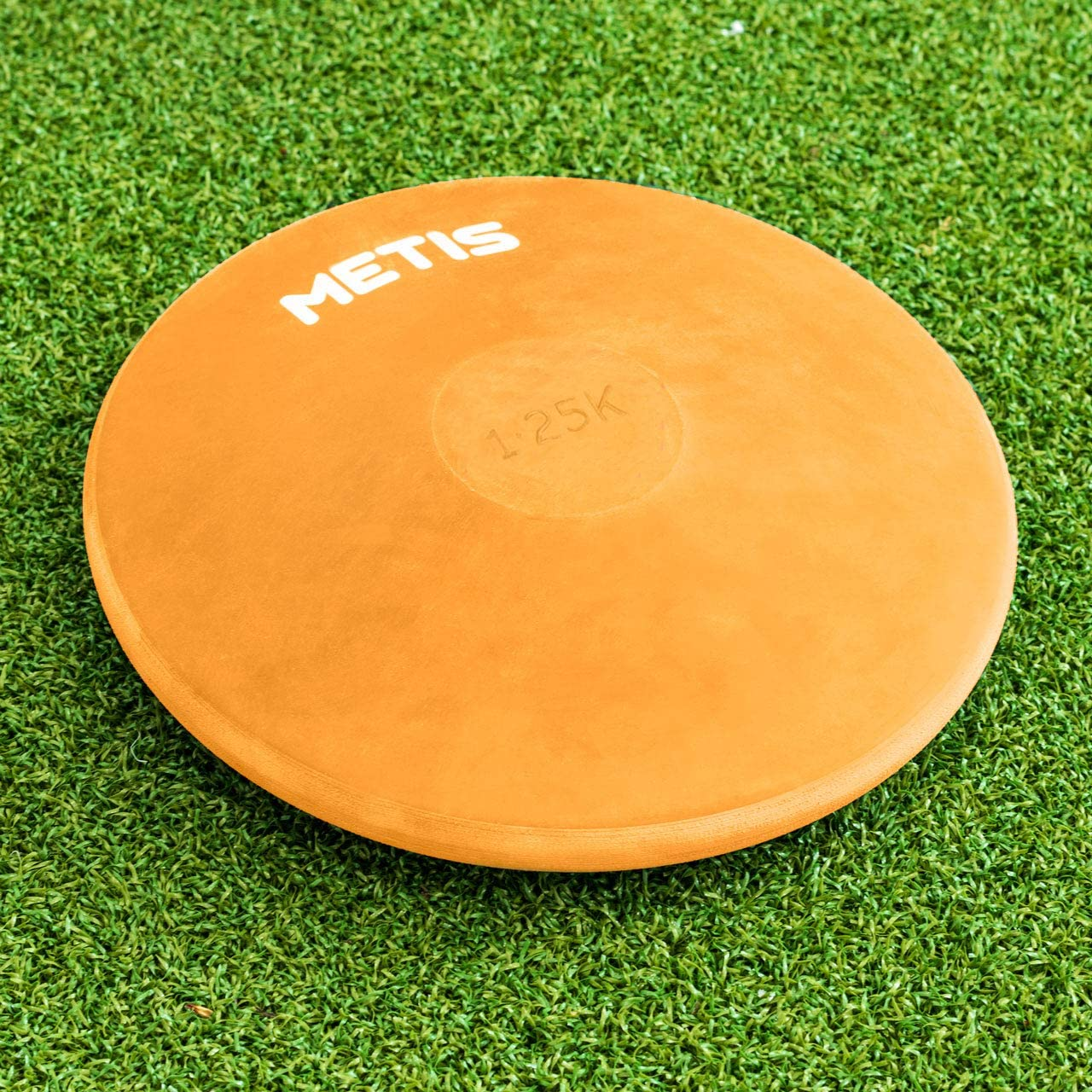 METIS Indoor Outdoor Rubber Discus 送料無料でお届けします 年中無休 Available 5 Track Weights