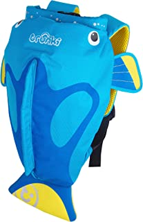 PaddlePak - Mochila infantil impermeable para piscina y gimnasio, Azul, 37 x 29 x 17 cm