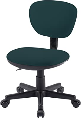 オフィス・デポ ファブリックチェア肘なし Typist ブラック/ ZJK-0226-1 BLAC