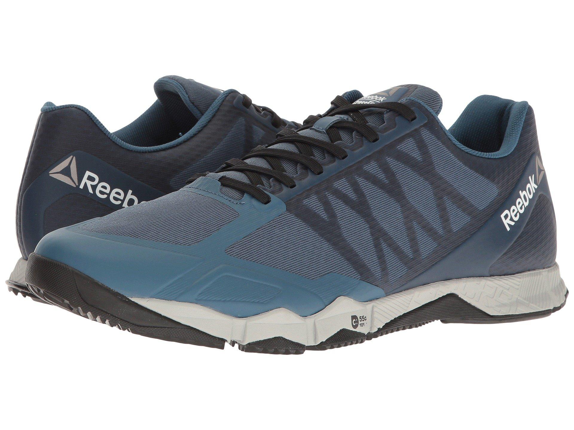 REEBOK Crossfit® Speed Tr, Brave Blue/Skull Grey/Black/White/