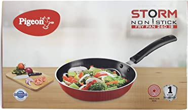 Pigeon - Storm Series - Nonstick Aluminum Fry Pan - Triple Layer of Nonstick coating for omelettes, stir fry, eggs and mor...