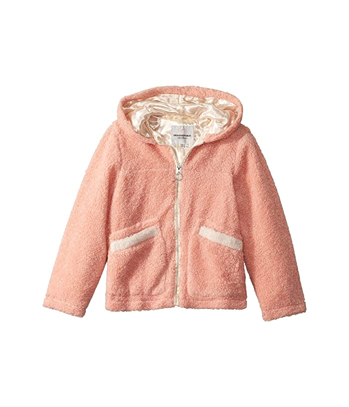 Urban Republic Kids Bulky Pile Faux Fur Jacket (Little Kids/Big Kids)