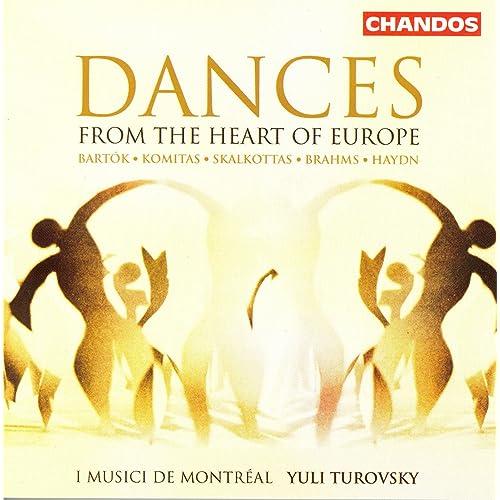 Skalkottas: 36 Greek Dances (Excerpts) / Haydn: 12 German Dances / Bartok: Romanian Folk Dances by Musici de Montreal on Amazon Music - Amazon.com