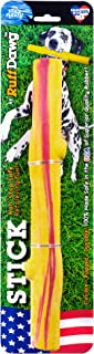 Ruff Dawg Stick Rubber Dog Toy Assorted Colors