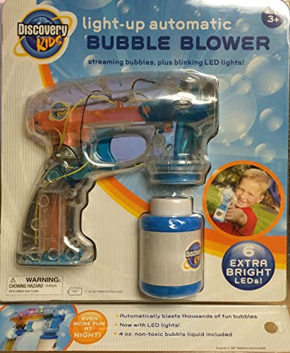 Discovery Kids Bubble Blower by Discovery