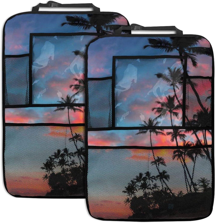Max 85% OFF Car Backseat Organizer 2 Max 89% OFF Pack Trees Tall Beautiful Universa Palm