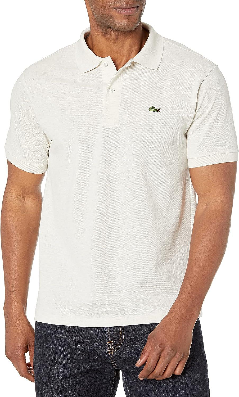 Lacoste Mens Classic Short Sleeve Pique Polo Shirt 定番から日本未入荷 テレビで話題 Chine