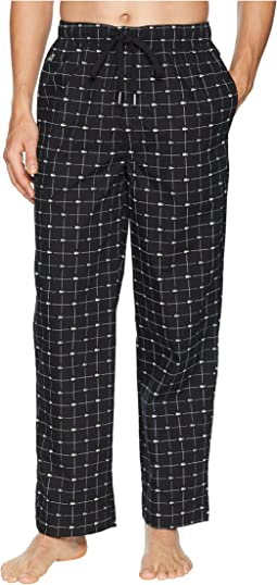 Baseline Woven Lounge Signature Print Sleep Pants