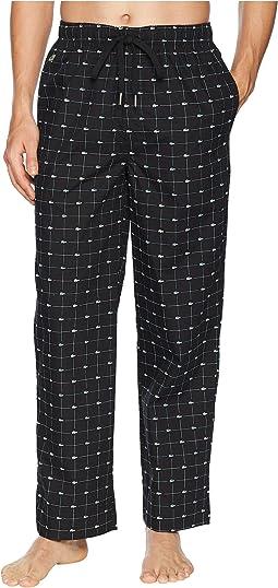 Baseline Woven Lounge Signature Print Sleep Pants