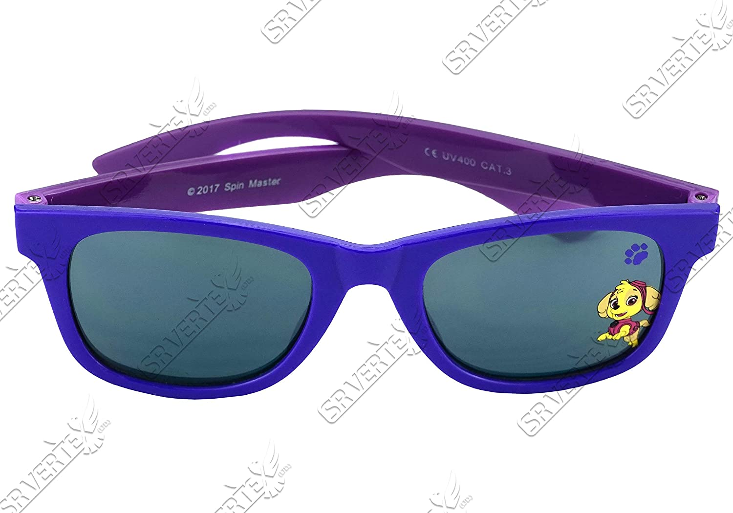 HOVUK/® UV Protection Paw Patrol Kids Sunglasses Cool Disney Character with Glass Case Gymbag 3+year
