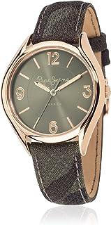 de mujer reloj de pulsera Alice analógico de cuarzo piel r2351101506