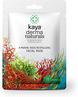 Kaya Clinic 4-Marine Insta-Revitalizing Facial Mask, 20 g