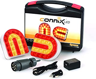 LED Daytime Running Lights 6000-6700K Fit for K5 Optima 2011-2013 White KIMISS 2Pcs ABS
