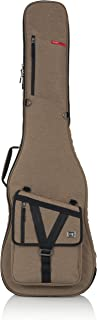 Best Gator Cases Transit Series Bass Guitar Gig Bag; Tan Exterior (GT-BASS-TAN) Review