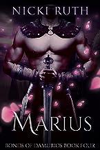 Marius: Vampire Fantasy (Bonds of Damurios Book 4)