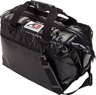 AO Coolers Sportsman Vinyl Soft Cooler with High-Density Insulation