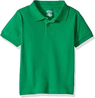 Classroom School Uniforms Kids' Toddler Preschool Unisex Short Sleeve Pique Polo