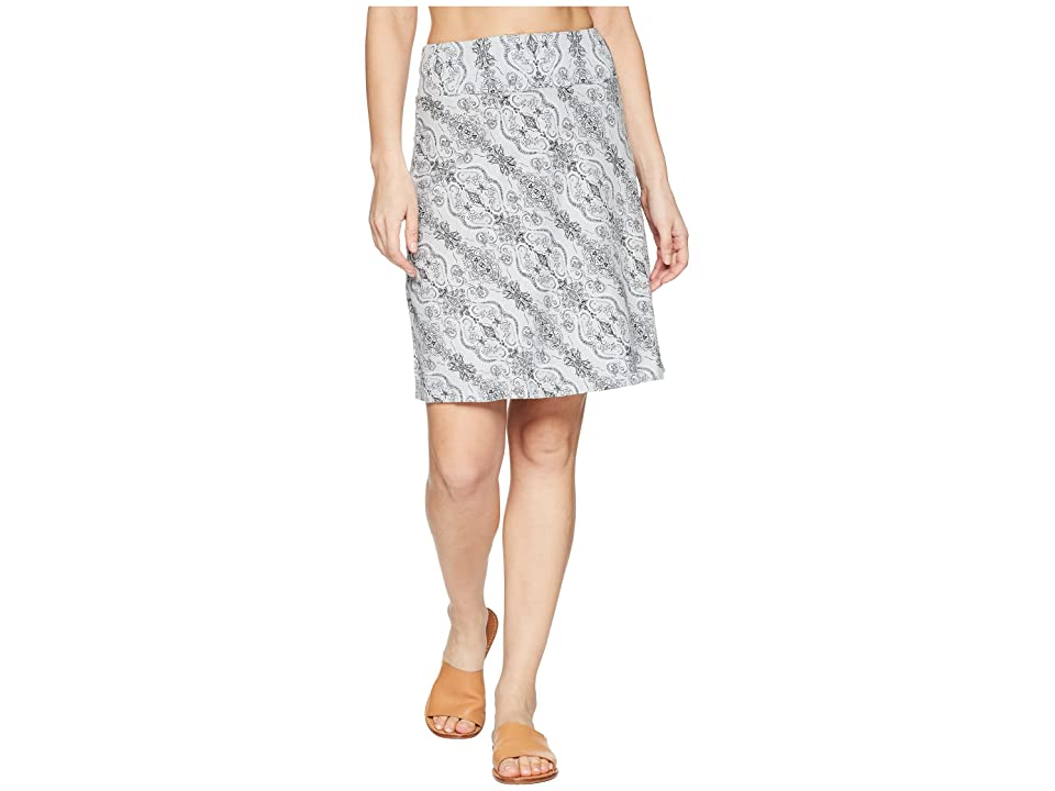 Aventura Clothing Kenzie Skirt (Grey Dawn) Women