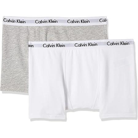 Calvin Klein Modern Trunk Bóxer (Pack de 2) para Niños