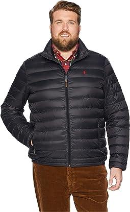 Big & Tall Lightweight Packable Down Jacket
