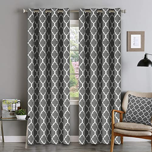 Modern Trendy Curtains for Living Room: Amazon.com
