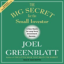 The Big Secret for the Small Investor: The Shortest Route to Long-Term Investment Success