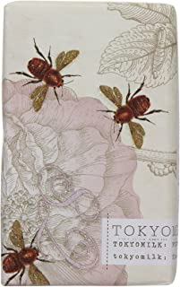 TOKYOMILK No. 82 Bee's Finest French Triple Milled Soap, 8 oz