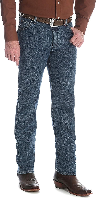 Wrangler Men's Premium Performance Ranking TOP7 Cowboy Comfort Re Be super welcome Wicking Cut