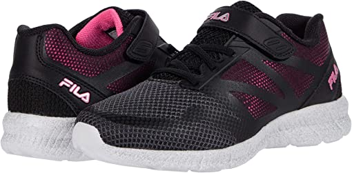 Ebony/Black/Knockout Pink