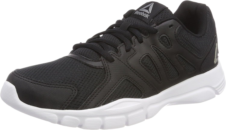 Reebok Herren Trainfusion Nine 3.0 Fitnessschuhe, schwarz Weiß grau