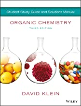 wiley organic chemistry klein solutions