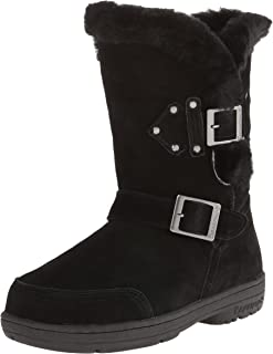 BEARPAW Women's Madeline Mid-Calf Suede Boot