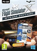 Microsoft FSX: Flight Simulator X (DVD) + Modern Airlines