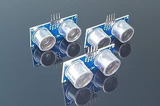 ACROBOTIC 3-Pack HC-SR04 Ultrasonic Distance Sensor for Arduino Raspberry Pi ESP8266 HCSR04 Ultra Sonic Robot