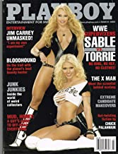 Torrie Wilson Signed March 2004 Playboy Magazine BAS Beckett COA WWE Autograph - Beckett Authentication
