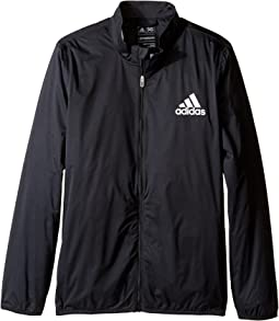 adidas Golf Kids Provisional Rain Jacket (Big Kids)