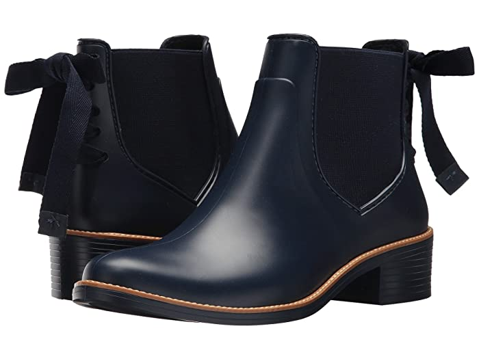 Bernardo  Paxton Rain Boot (Navy) Womens Rain Boots