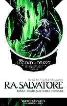 The Legend of Drizzt 25th Anniversary Edition, Book I: 1