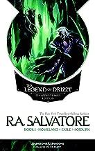 The Legend of Drizzt 25th Anniversary Edition, Book I