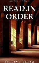 Read in Order: Christine Feehan: Dark Series: Ghostwalker Series: Shadow Series: Leopard Series: Carpathian Series