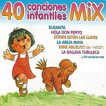 40 Canciones Infantiles Mix