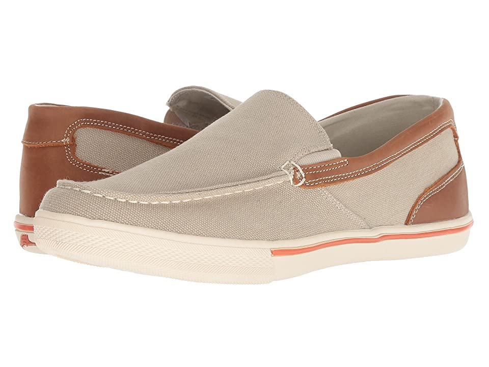 Tommy Bahama Costa Venetian (Twill) Men's Shoes