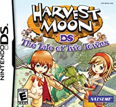 Harvest Moon: Tale of Two Towns - Nintendo DS (Renewed)