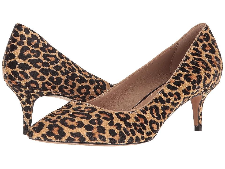 Steven Kava-L (Leopard) High Heels