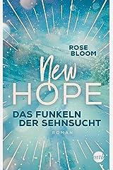 New Hope - Das Funkeln der Sehnsucht (German Edition) Format Kindle