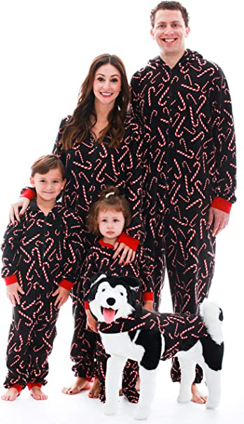 Dog and Owner Womens 3X #followme Matching Christmas Pajamas for Couples