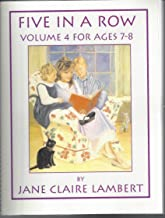 Five in a Row Volume 4 for Ages 7-8 (Volume 4)