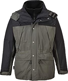 Portwest Orkney 3 in 1 Waterproof and Windproof Jacket for Men