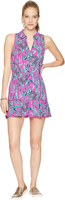 UPF 50+ Luxletic Martina Tennis Dress
